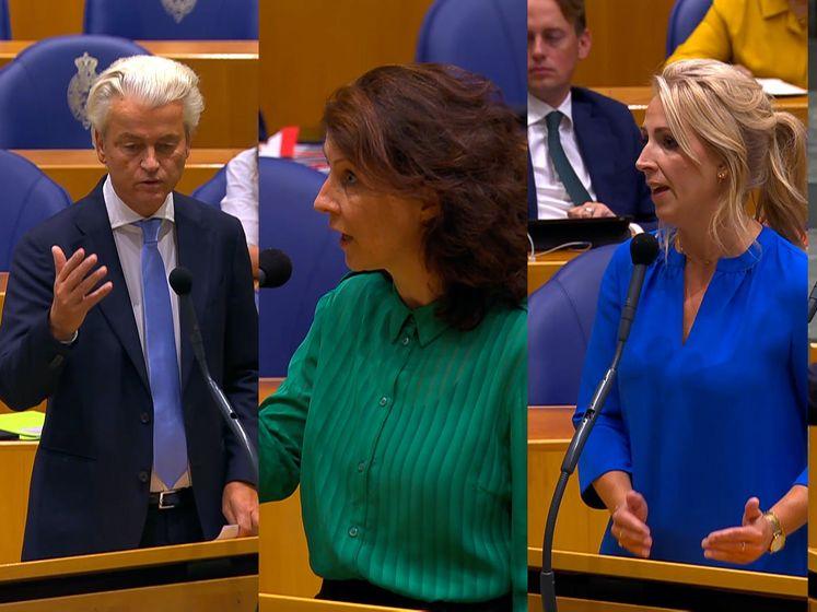 Kamer vraagt Rutte aan begin debat al om op te stappen