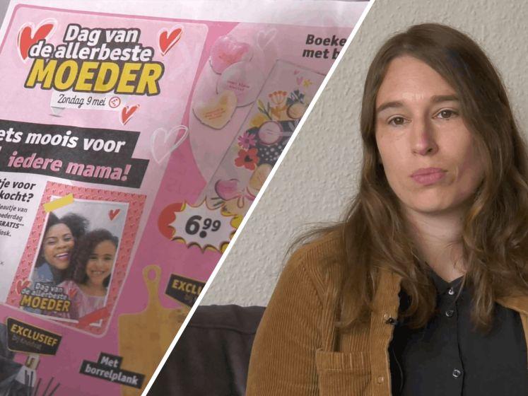 Reanne wil einde aan confronterende moederdagreclames