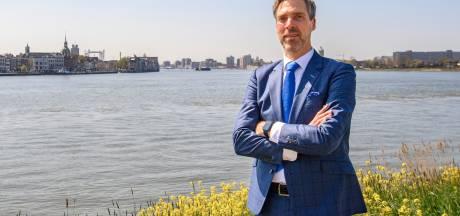 Vanaf maandag is Moerkerke écht burgemeester van Moerdijk