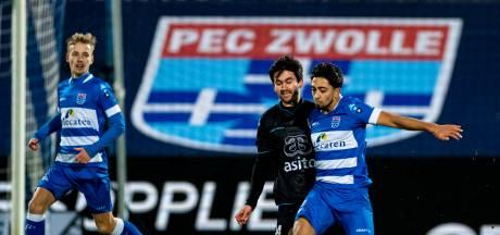 Waarom de nieuwe 'parel van PEC' zijn hoge verwachtingen in Zwolle nog niet waarmaakt