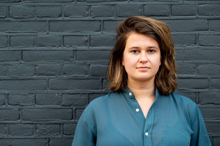 Scenarioschrijver Maud Wiemeijer. Beeld Hollandse Hoogte /  ANP