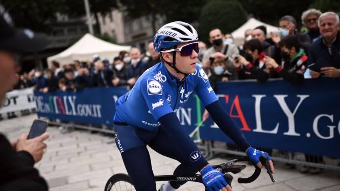 Remco Evenepoel en embuscade au Tour de Lombardie