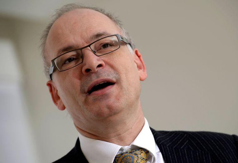 Peter Vanden Houte van ING. Beeld Photo News
