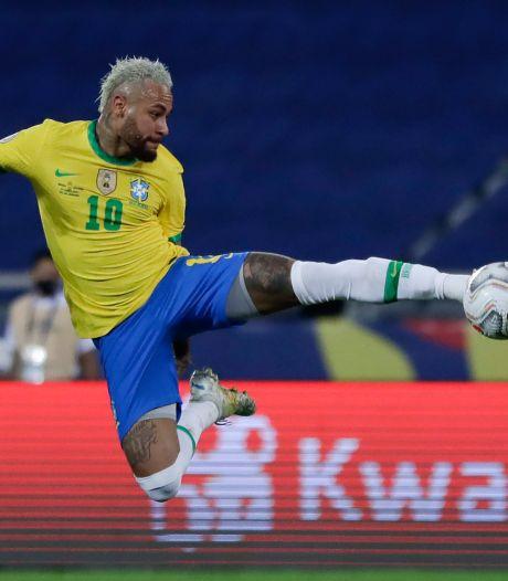 Le Brésil renverse la Colombie, Neymar... et l'arbitre décisifs