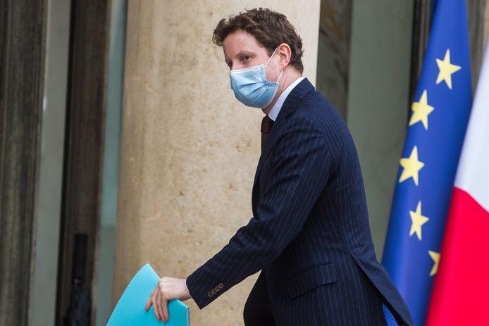Le secrétaire d'État français aux Affaires européennes Clément Beaune.