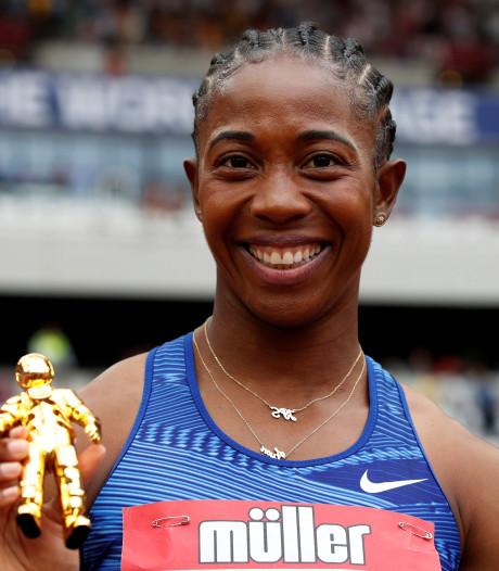 Diskwalificatie Schippers na valse start,  Fraser-Pryce wint 100m in Londen
