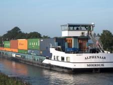 Nederlandse primeur: 'Tesla-schip' maakt eerste tocht op verwisselbare batterijen