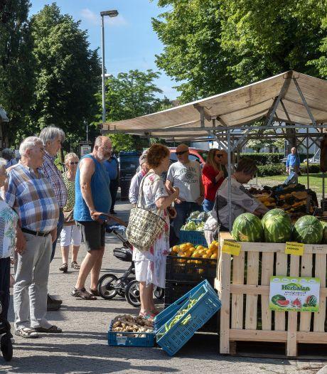 Marktlui willen door met weekmarkt in Acht