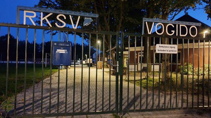 De poorten bij Vogido blijven vanaf dinsdag 15 december gesloten.