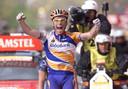 Erik Dekker won in 2001 de Amstel Gold Race.