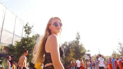 Fashioncam: dit zijn de leukst geklede meisjes van Tomorrowland