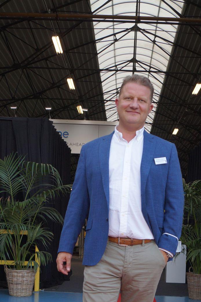 Directeur Peter Verbrugge.