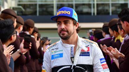 """Fernando Alonso rijdt Dakar 2020 met vijfvoudig winnaar Marc Coma"""