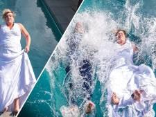 Bruiloft in het water? Deze stelletjes trouwen dit jaar alsnog: 'Wachten geen optie'