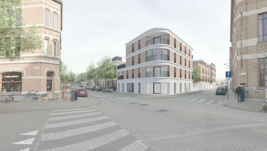 In de Kraankindersstraat start de huisvestingsmaatschappij ABC binnenkort met de bouw van 26 sociale huurwoningen. Het project, met een grondprijs goed voor 4,1 miljoen euro, is het eerste dat een  investeringssubsidie krijgt van de Stad Gent.
