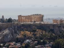 Les sites archéologiques grecs fermés l'après-midi jusqu'au moins vendredi à cause de la canicule