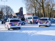 Politie rukt uit naar station De Klomp in Veenendaal; niks aangetroffen