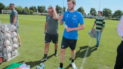 Alle nieuwkomers present op eerste training KV Oostende