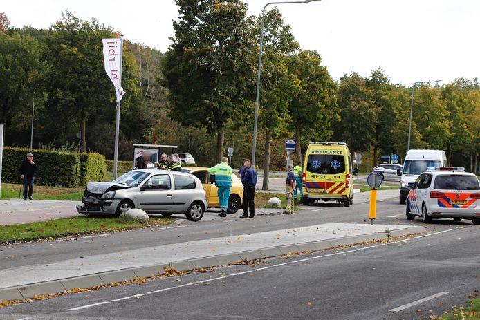Ongeluk in Gennep.