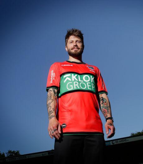 Voor Lasse Schöne is de cirkel rond: 'Bij de goal van Okita sprong ik van de bank'