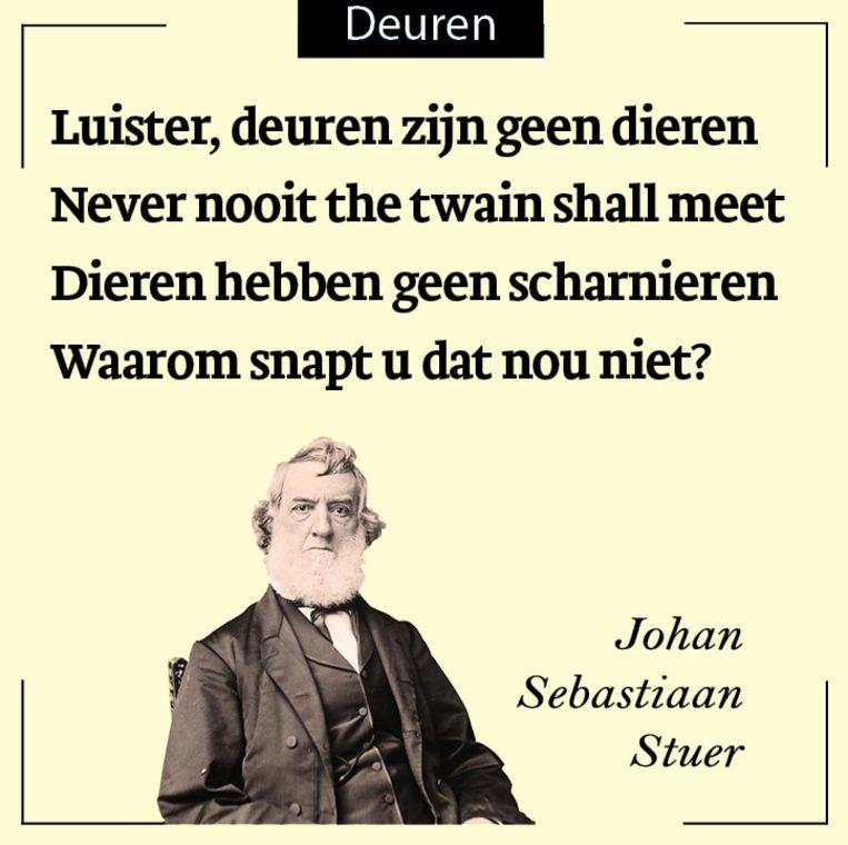 Deuren Beeld Johan Sebastiaan Stuer