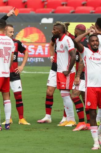 Opmerkelijke twist in Braziliaanse titelstrijd: fan betaalt clausule van 200.000 euro, maar speler slikt rood