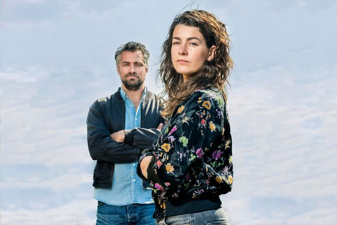 Hidde van Warmerdam en Merel Westrik.