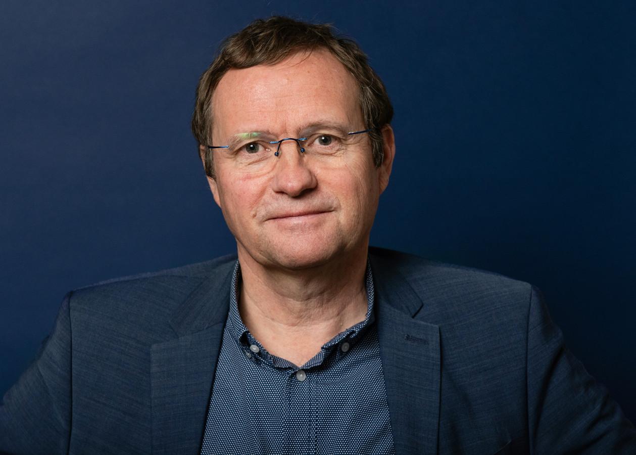 Rob Duiven, fractievoorzitter VVD Zoetermeer.