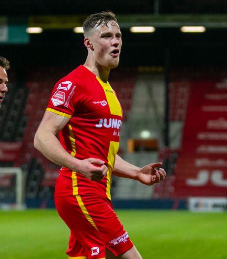 Cambuur nu ook officieel zeker van eredivisie na verlies Almere bij Eagles