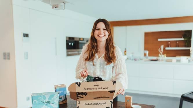 """'Ecowarrior' Moenia (25) verkoopt duurzame producten op haar populaire webshop: """"Herbruikbaar maandverband blijft jammer genoeg nog iets voor de 'happy few'"""""""