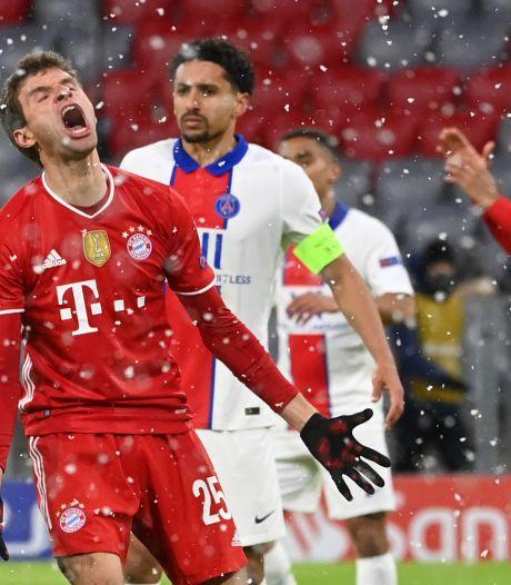 Bayern heeft aan 31 kansen niet genoeg in spektakel tegen PSG: 'Deze wedstrijd had absoluut alles'