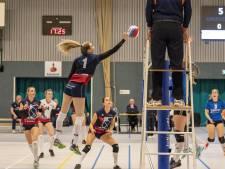 Volleybalcompetities onder eredivisie beëindigd
