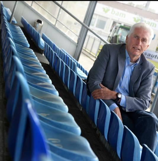 Dick van Ommeren, voorzitter van FC Lienden.