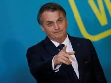 """Bolsonaro soutient Neymar, accusé de viol: """"J'espère pouvoir le prendre dans mes bras"""""""