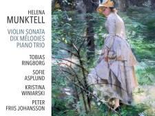 Grote vervoering en liefdesprikkels bij Zweedse componiste