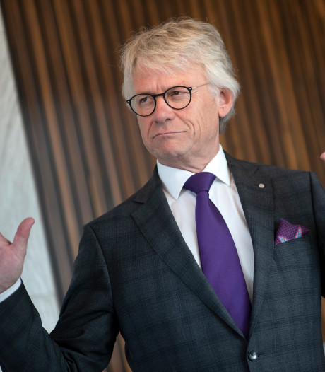 John Berends is 100 dagen commissaris van de Koning: Nog even wennen aan de reuring