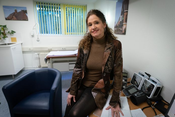Paulien Lunter, praktijkverpleegkundige ouderenzorg bij huisartsenpraktijk Van Duivenboden