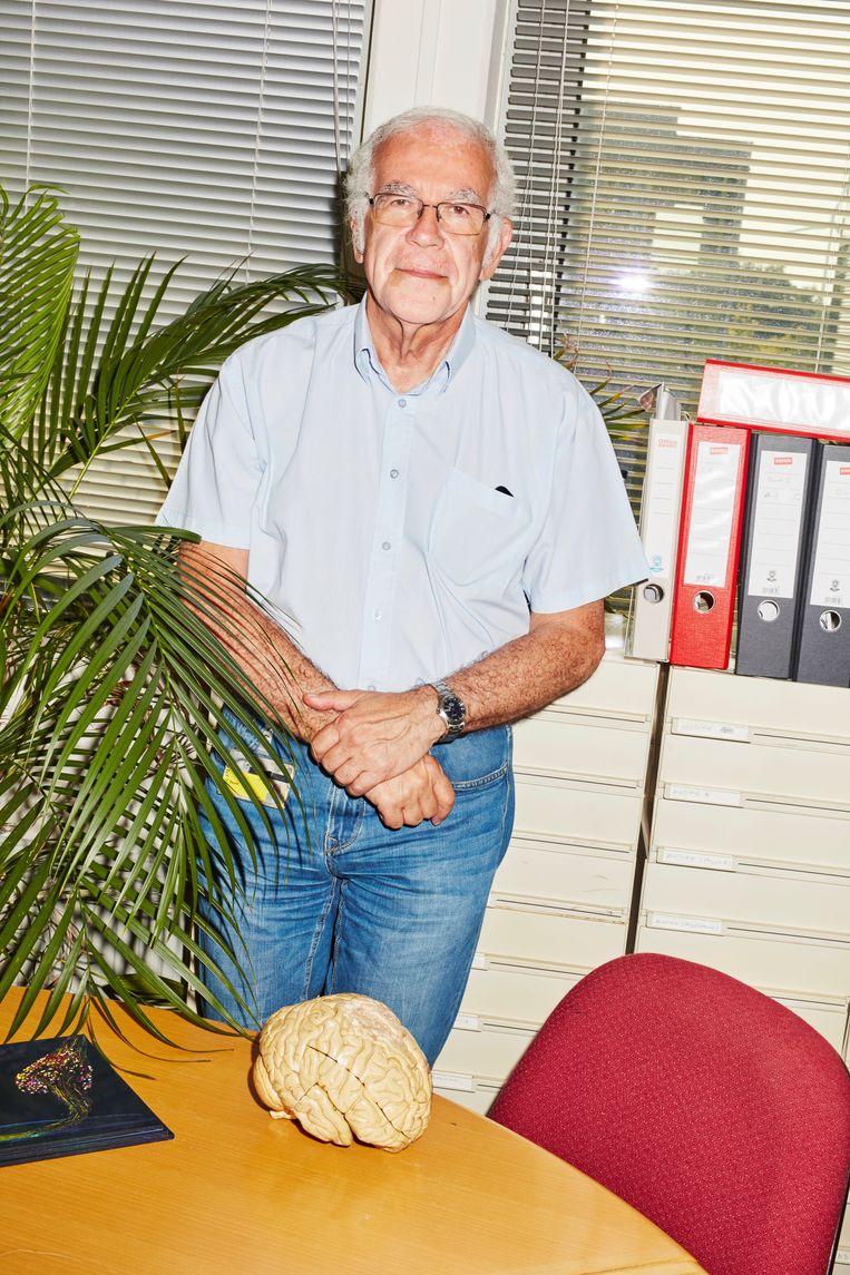 Dick Swaab.  Beeld Valentina Vos PREVIEWS NIET PUBLICEREN!!!