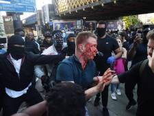 Black Lives Matter-betogers slaags met tegendemonstranten in Londen, zeker 100 arrestaties