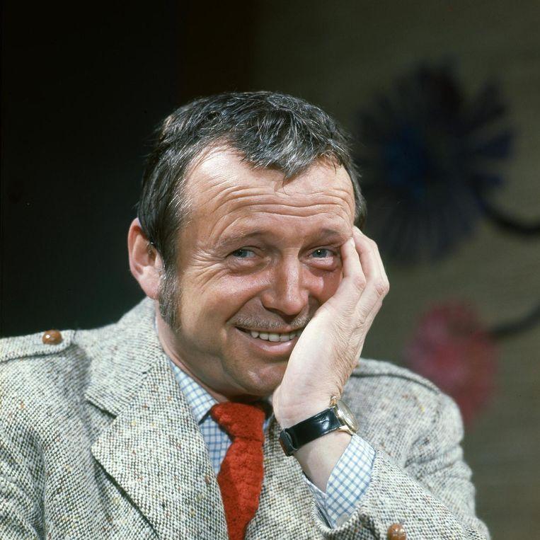 Toon Hermans.'Ik noem hem altijd de Sinatra van de Nederlandse cabaretiers.' Beeld Hollandse Hoogte