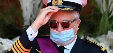 """Le prince Laurent: """"Je me suis demandé ce que je faisais là au lieu d'être sur le terrain"""""""