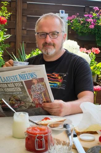 """Ontbijt met HLN-lezer Guy Callebaut (53): """"Ik word langzaamaan een Oostenrijker"""""""