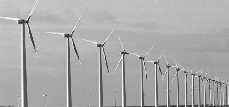 Windmolens WUR in Lelystad tellen niet meer mee voor Wageningen