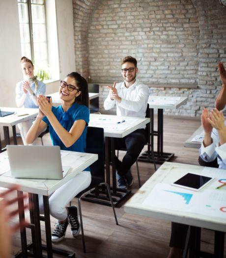Vier op tien millennials denkt op 70ste nog aan het werk te zijn