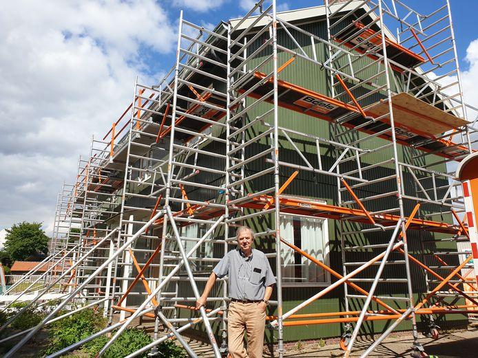 De Watersnoodwoning Heijningen-Moerdijk, een museum, is dankzij de inspanningen van Jan Dierks en zijn heemkundekring vorig jaar nog flink opgeknapt. Het is een van de 860 geschenkwoningen die Nederland kreeg na de Ramp van 1953.