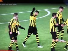 DVS'33 stunt met ruime winst op koploper Jong Almere City
