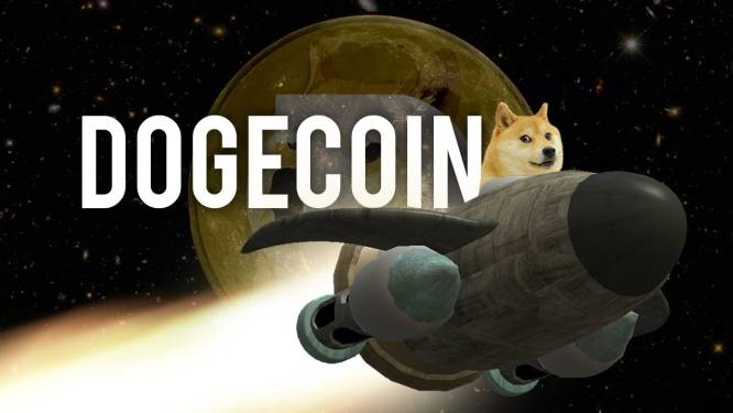 Het begon als parodie op bitcoingekte. Maar 'dogecoin' is nu zelf al 2 miljard dollar waard