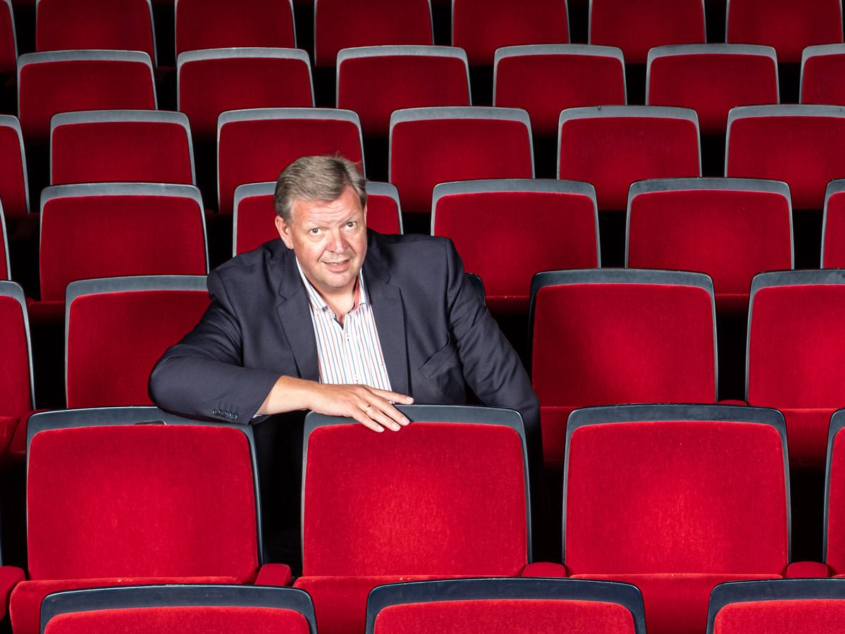 Harold Warmelink, directeur van theater Flint.