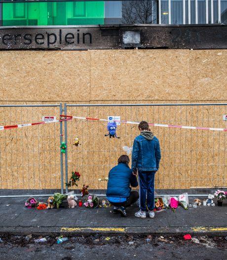 Familie van flatbrandslachtoffers Raymond (39) en Jelle (4): 'Oud en nieuw zal nooit meer hetzelfde zijn'