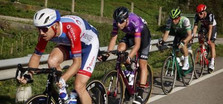 Ligthart haalt Madrid niet na opgave in langste Vuelta-etappe